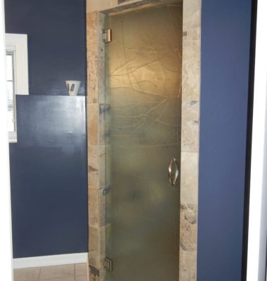 Nyrobi Shower Door